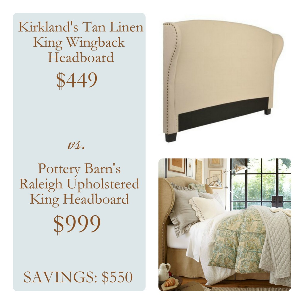 Kirk Headboard Collage